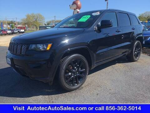 2018 Jeep Grand Cherokee for sale at Autotec Auto Sales in Vineland NJ
