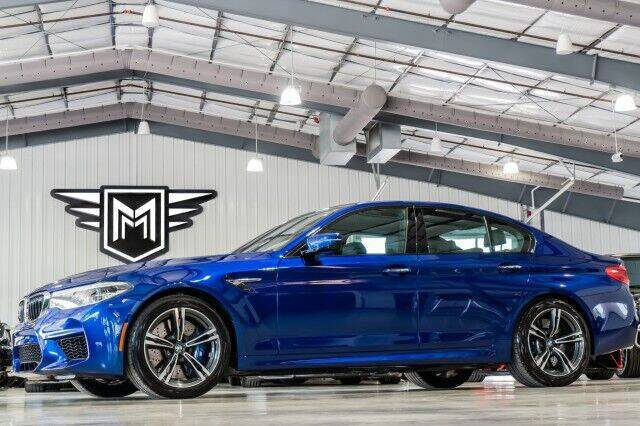 2018 BMW M5 for sale in Boerne, TX