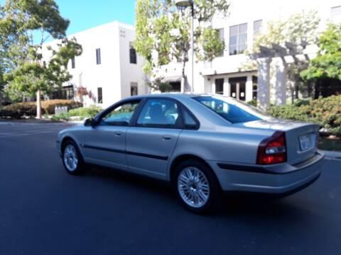 2001 Volvo S80 for sale at Goleta Motors in Goleta CA