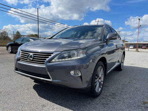 2013 Lexus RX 350 for sale at Signal Imports INC in Spartanburg SC
