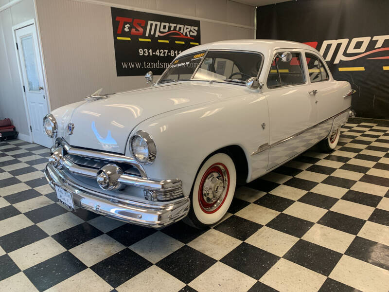 1951 Ford Custom for sale at T & S Motors in Ardmore TN