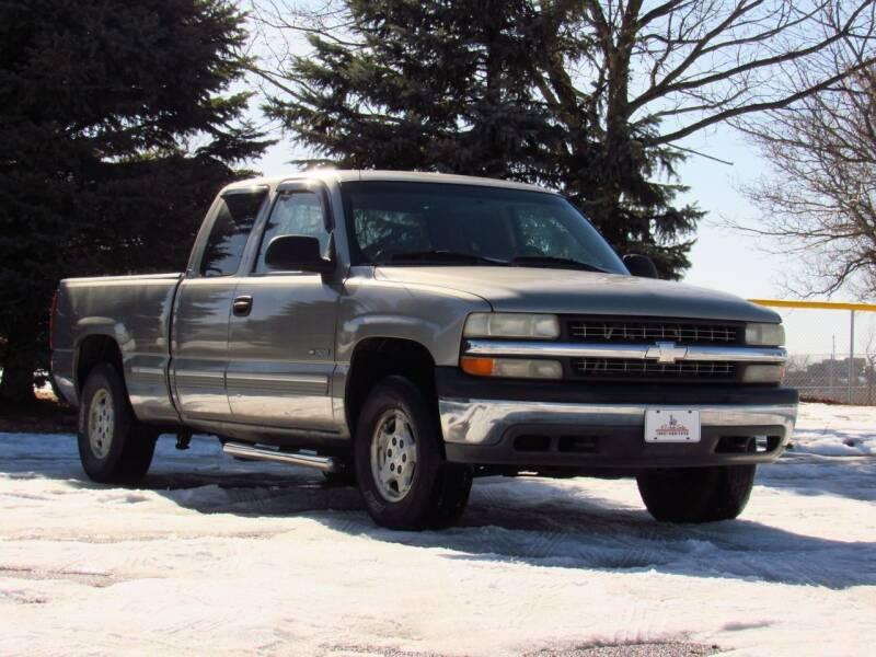 1999 Chevrolet Silverado 1500 for sale at NY AUTO SALES in Omaha NE