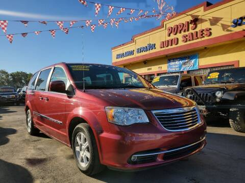 2011 Chrysler Town and Country for sale at Popas Auto Sales in Detroit MI