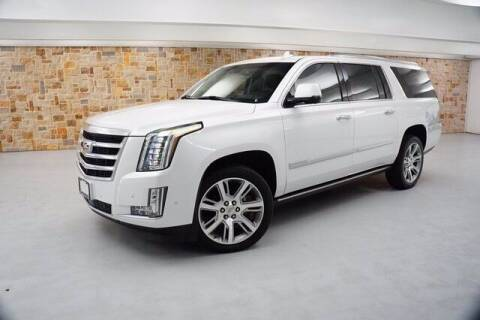 2019 Cadillac Escalade ESV for sale at Jerry's Buick GMC in Weatherford TX
