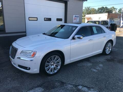 2011 Chrysler 300 for sale at Jacobs Motors in Huntsville OH