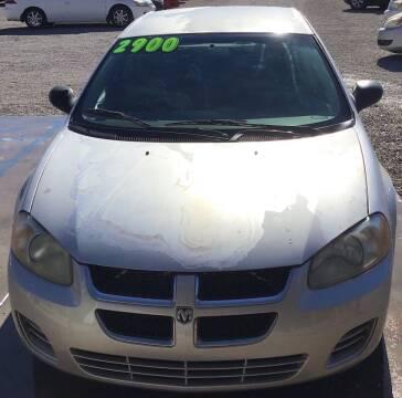 2005 Dodge Stratus for sale at The Auto Shop in Alamogordo NM