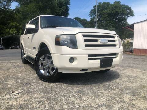 2008 Ford Expedition for sale at Atlas Auto Sales in Smyrna GA