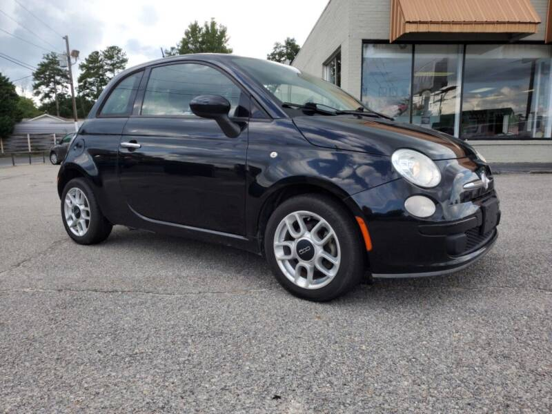 2014 FIAT 500 for sale at Ron's Used Cars in Sumter SC