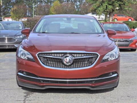 2017 Buick LaCrosse for sale at Auto Finance of Raleigh in Raleigh NC