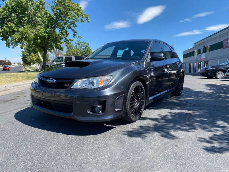 2012 Subaru Impreza for sale at All-Star Auto Brokers in Layton UT