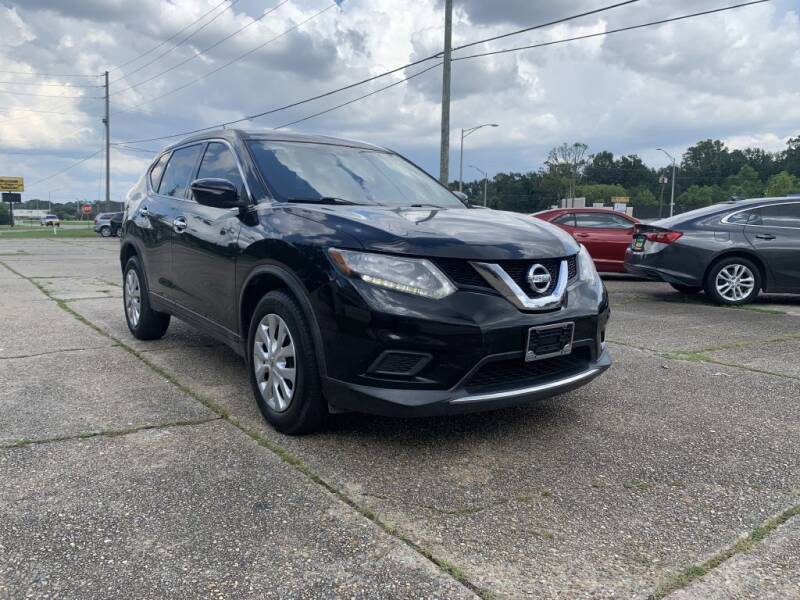2015 Nissan Rogue for sale at Exit 1 Auto in Mobile AL