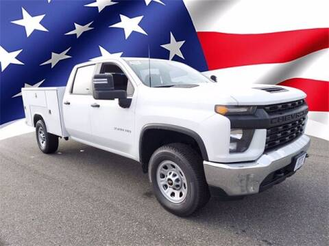 2020 Chevrolet Silverado 3500HD CC for sale at Gentilini Motors in Woodbine NJ