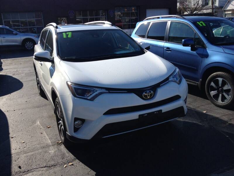 2017 Toyota RAV4 for sale at Maffei Auto Sales INC. in Kingston PA