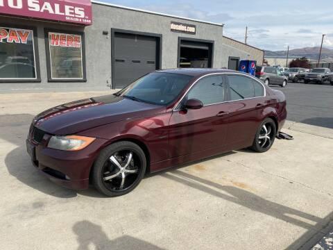 2008 BMW 3 Series for sale at Auto Image Auto Sales in Pocatello ID