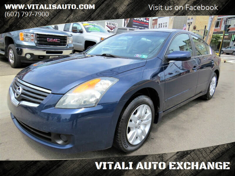 2009 Nissan Altima for sale at VITALI AUTO EXCHANGE in Johnson City NY