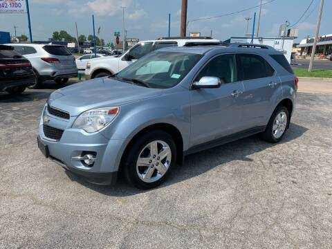 2014 Chevrolet Equinox for sale at Superior Used Cars LLC in Claremore OK
