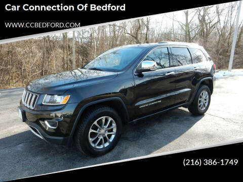 2015 Jeep Grand Cherokee for sale at Car Connection of Bedford in Bedford OH