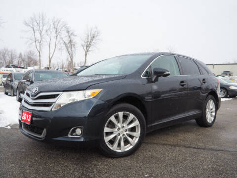 2013 Toyota Venza for sale at AutoCredit SuperStore in Lowell MA