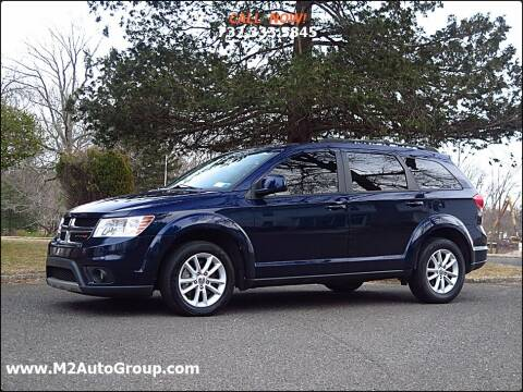 2017 Dodge Journey for sale at M2 Auto Group Llc. EAST BRUNSWICK in East Brunswick NJ