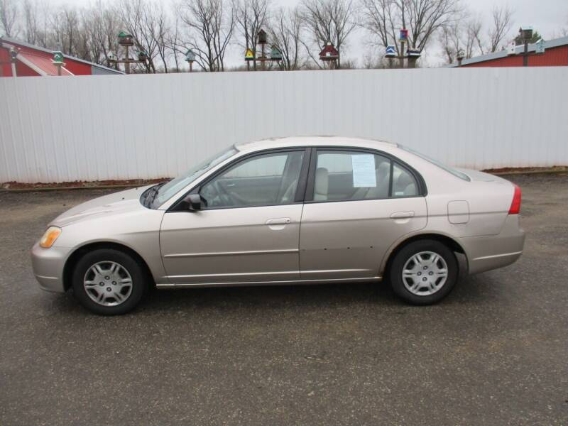 2002 Honda Civic for sale at Chaddock Auto Sales in Rochester MN