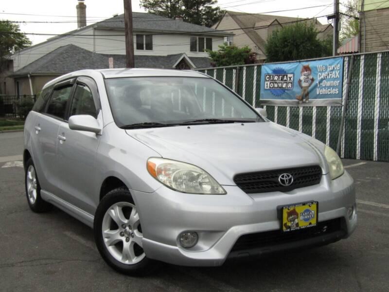 2005 Toyota Matrix for sale at The Auto Network in Lodi NJ
