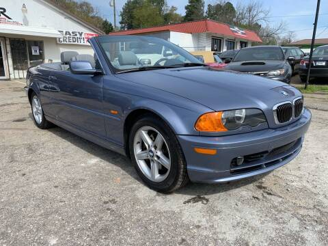 2003 BMW 3 Series for sale at SR Motors Inc in Gainesville GA