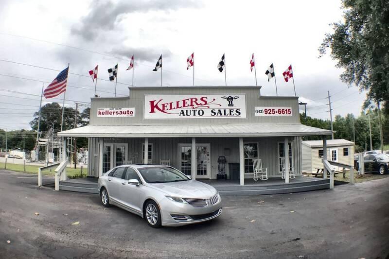 2015 Lincoln MKZ for sale in Savannah, GA