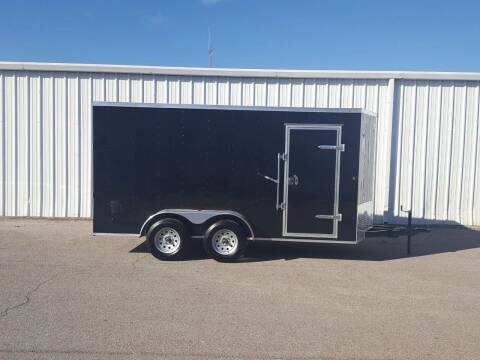 2020 SALVATION 7X14 Cargo Trailer for sale at Longhorn Motors in Belton TX