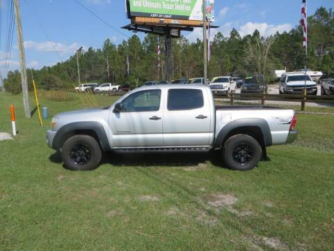 2008 Toyota Tacoma for sale at Ward's Motorsports in Pensacola FL