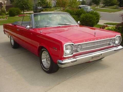 1966 Plymouth Satellite for sale at Haggle Me Classics in Hobart IN