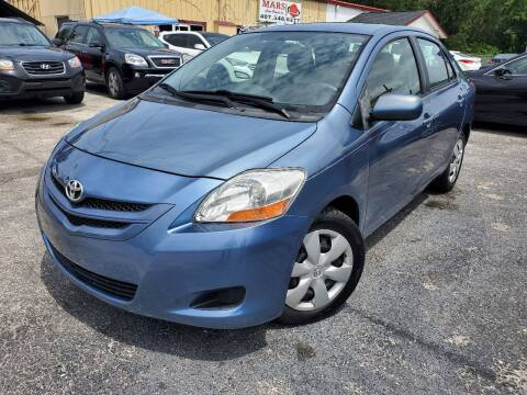 2007 Toyota Yaris for sale at Mars auto trade llc in Kissimmee FL