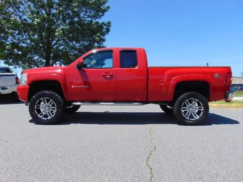 2011 Chevrolet Silverado 1500 for sale at CR Garland Auto Sales in Fredericksburg VA