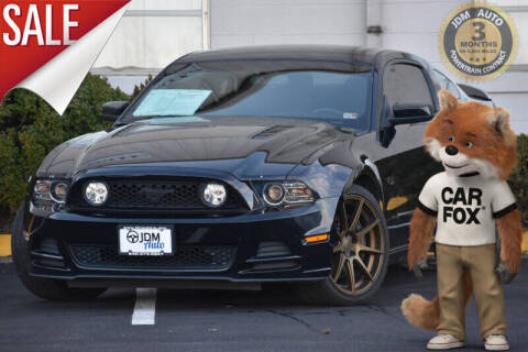 2014 Ford Mustang for sale at JDM Auto in Fredericksburg VA