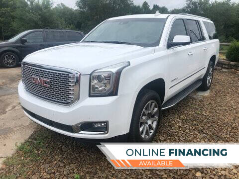 2017 GMC Yukon XL for sale at Taylor Auto Sales in Springdale AR