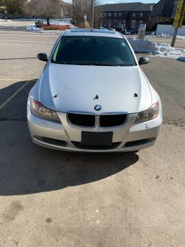 2006 BMW 3 Series for sale at Trust Petroleum in Rockland MA