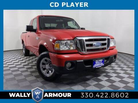2008 Ford Ranger for sale at Wally Armour Chrysler Dodge Jeep Ram in Alliance OH