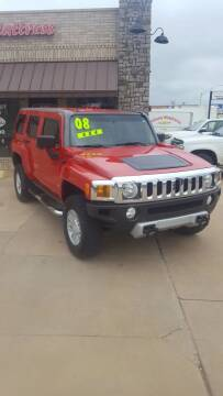 2008 HUMMER H3 for sale at NORTHWEST MOTORS in Enid OK