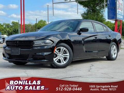 2018 Dodge Charger for sale at Bonillas Auto Sales in Austin TX