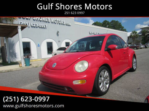 2003 Volkswagen New Beetle for sale at Gulf Shores Motors in Gulf Shores AL