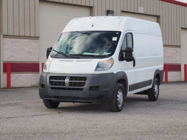 2018 RAM ProMaster Cargo for sale at Auto Sales & Service Wholesale in Indianapolis IN