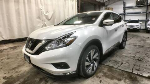 2017 Nissan Murano for sale at Victoria Auto Sales in Victoria MN