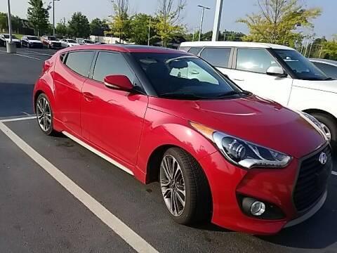 2016 Hyundai Veloster for sale at Southern Auto Solutions - Lou Sobh Kia in Marietta GA