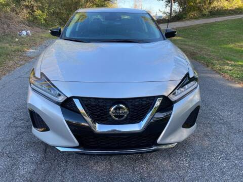 2020 Nissan Maxima for sale at Speed Auto Mall in Greensboro NC