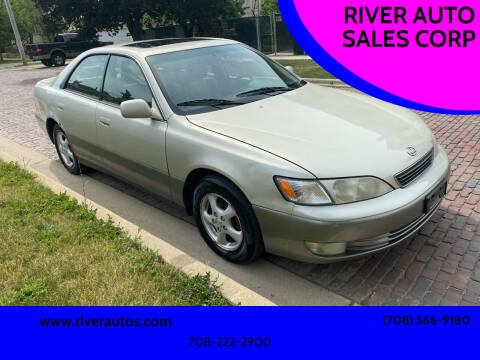 1997 Lexus ES 300 for sale at RIVER AUTO SALES CORP in Maywood IL