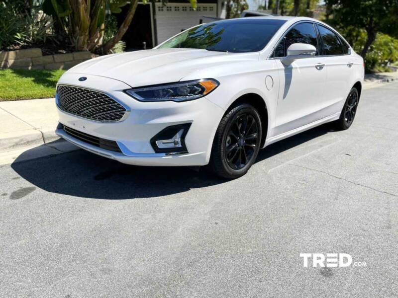 2019 Ford Fusion Energi for sale in Los Angeles, CA