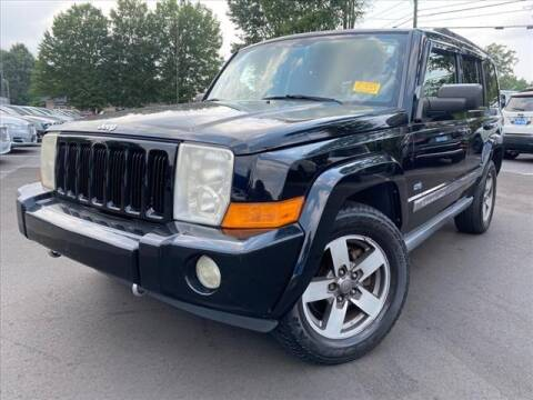 2006 Jeep Commander for sale at iDeal Auto in Raleigh NC