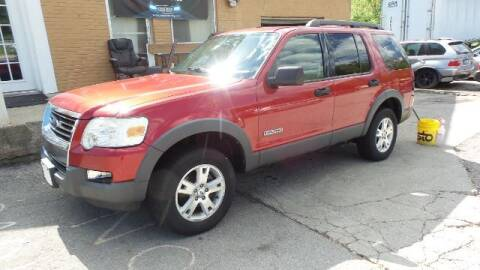 2006 Ford Explorer for sale at Tates Creek Motors KY in Nicholasville KY