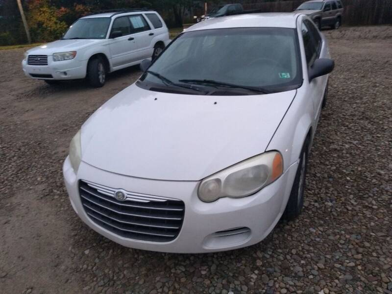 2005 Chrysler Sebring for sale at Seneca Motors, Inc. (Seneca PA) - SHIPPENVILLE, PA LOCATION in Shippenville PA