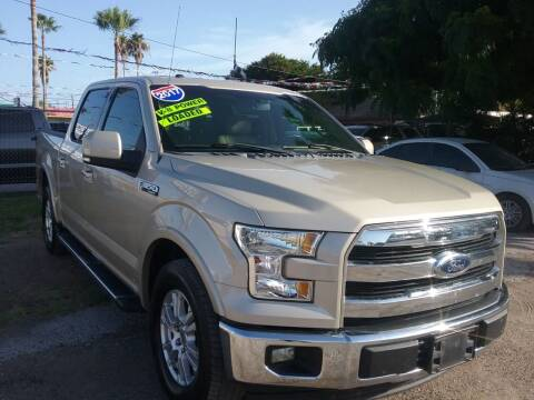 2017 Ford F-150 for sale at Express AutoPlex in Brownsville TX