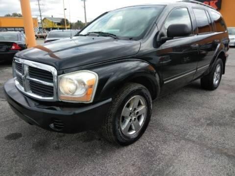 2006 Dodge Durango for sale at JacksonvilleMotorMall.com in Jacksonville FL